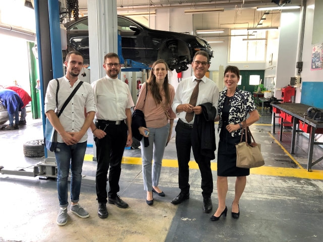 German Ambassador's Visit May 2019